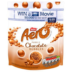 Aero Bubbles Milk Chocolate Sharing Pouch 102g