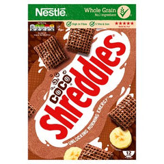 Nestle Shreddies Coco Cereal 500g