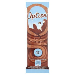 Options Belgian Choc 11g