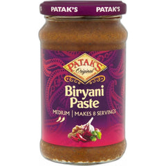 Patak's Biryani Medium Paste