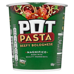 Pot Pasta Beefy Bolognese 68g