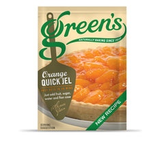 Greens Orange Quick Gel