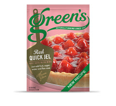 Greens Red Quick Gel
