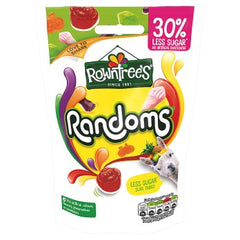 Rowntree's Randoms 30% Reduced Sugar 110g