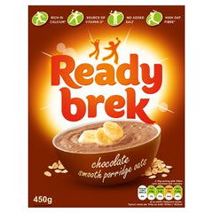 W***abix Ready Brek Smooth Porridge Oats Chocolate 450g