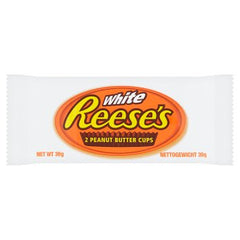 Reese's White Chocolate 2 Peanut Butter Cups