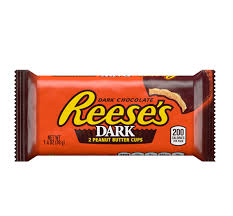 Reese's Dark Chocolate 2 Peanut Butter Cup