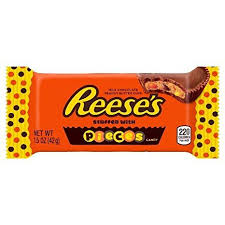 Reese's Milk Chocolate Peanut Butter Cups with Pieces Candy