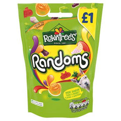 Rowntree's Randoms Sharing Bag 120g