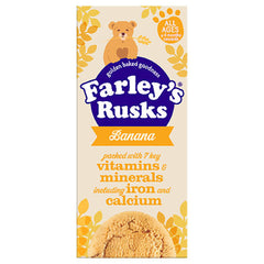 Farley's Rusks Banana 9 Pack Best Before 01/05/21