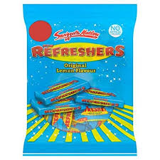 Swizzels Matlow Refreshers Bag