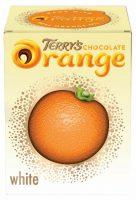 Terry's Chocolate Orange White 147g