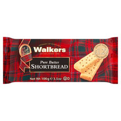 Walkers Pure Butter Shortbread 100g