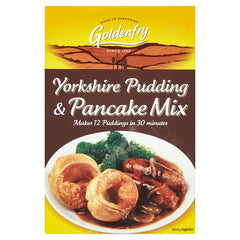 Goldenfry Yorkshire Pudding & Pancakes Mix