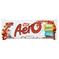 Aero Bubbly Block - Chocolate
