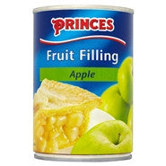 Princes Fruit Filling - Apple