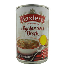 Baxters Highlanders Broth