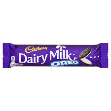 Cadbury Dairy Milk Oreo Chocolate Bar 41g