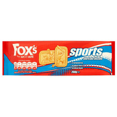 Fox's Sports Biscuits