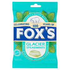 Fox's Glacier Spearmint