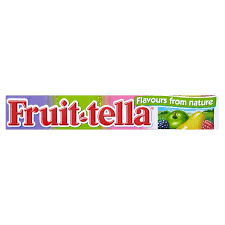 Fruittella English Fruits