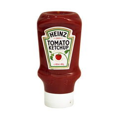 Heinz Tomato Ketchup Top Down