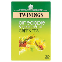 Twinings Pineapple and Grapefruit Green Tea