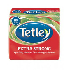 Tetley Teabags Extra Strong