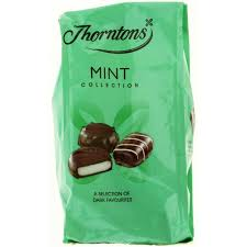 Thorntons Luxury Dinner Mints Bag BB 30/04/2018