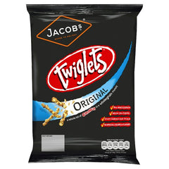 Jacob's Twiglets Original Baked Snacks 150g