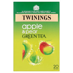Twinings Apple and Pear Green Tea