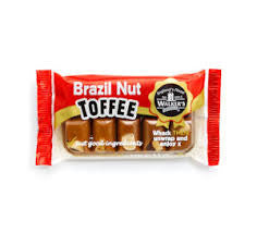 Walkers Non Such Brazil Nut Toffee