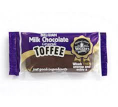 Walkers Non Such Milk Chocolate Covered Toffee