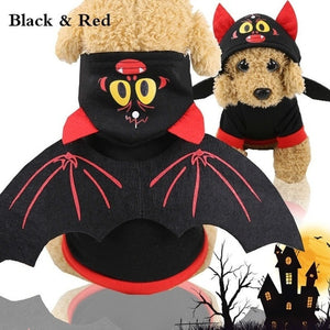 Halloween Costume Outfit for Dogs Cats Two Feet Clothes  Funny Pet Clothes  Halloween Dog Costume