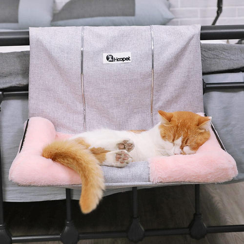 Cat Bed Removable Window Sill Cat Lounge Hammocks for Cat Kitty Hanging Bed Cosy Carrier Pet Bed Seat Hammock