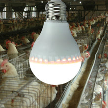 Load image into Gallery viewer, 1Pc Special LED Light Bulb Energy Saving Lamp Chicken House Lighting Snail E27 Energy Saving Lamp To Improve Egg Production Rate