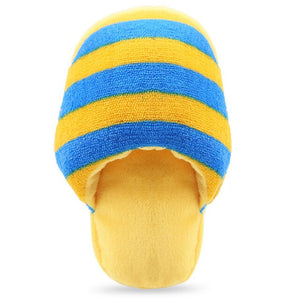 Dog Toy Pet Chew Play Toy For Pet Cat Puppy Teeth Cleaning Funny Squeaker Toy Dog Squeak Plush Slipper Shaped Squeaking Sound 20