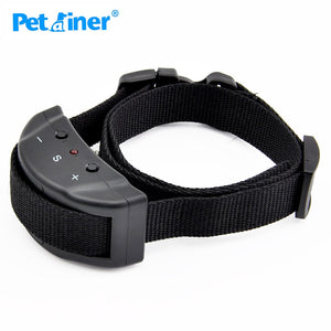 Anti Bark No Barking Remote Electric Shock Vibration Remote Pet Dog Training Collar