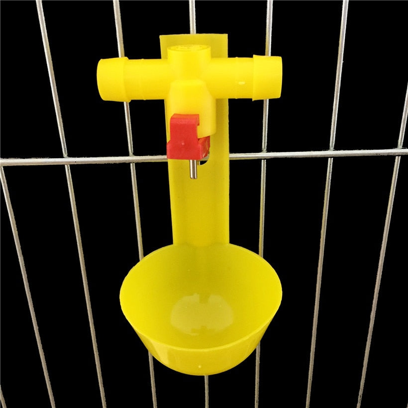 10 Products Chicken Tee drinking Ball drinking Chicken drinking water system Nipple drinking cup
