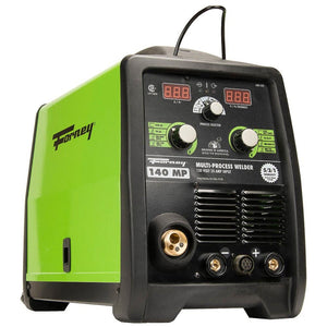 "Forney 140 MP Welder, ""3-in-1"" Multiple Welding Processes"