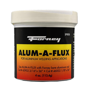 Forney Alum-a-Flux Jar, 4 oz.