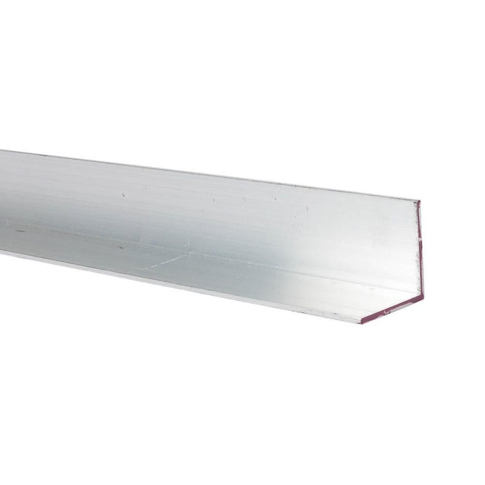 "Forney Aluminum Angle Stock, 2"" x 1/8"" x 3'"
