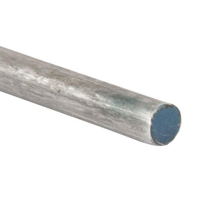 "Forney Round Cold Rolled Rod, 1/4"" x 3'"