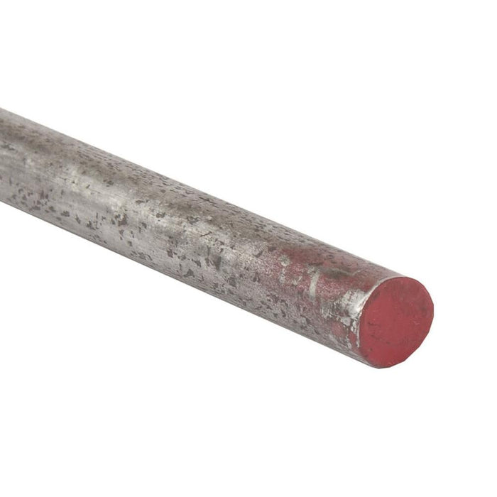 "Forney Round Hot Rolled Rod, 1/2"" x 3'"