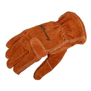 Forney Premium Cowhide Leather Fencer Work Gloves (Men's L)