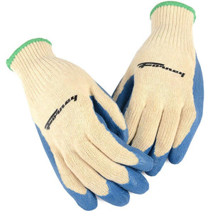 Forney Latex Coated String Knit Gloves (Size XL)