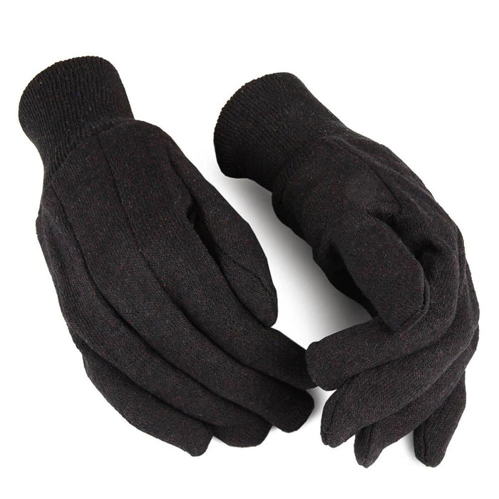 Forney Jersey Gloves, 8 oz. (Size S/M)