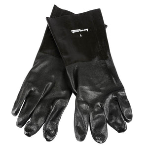 Forney Premium PVC Chemical Gloves (Size XL)
