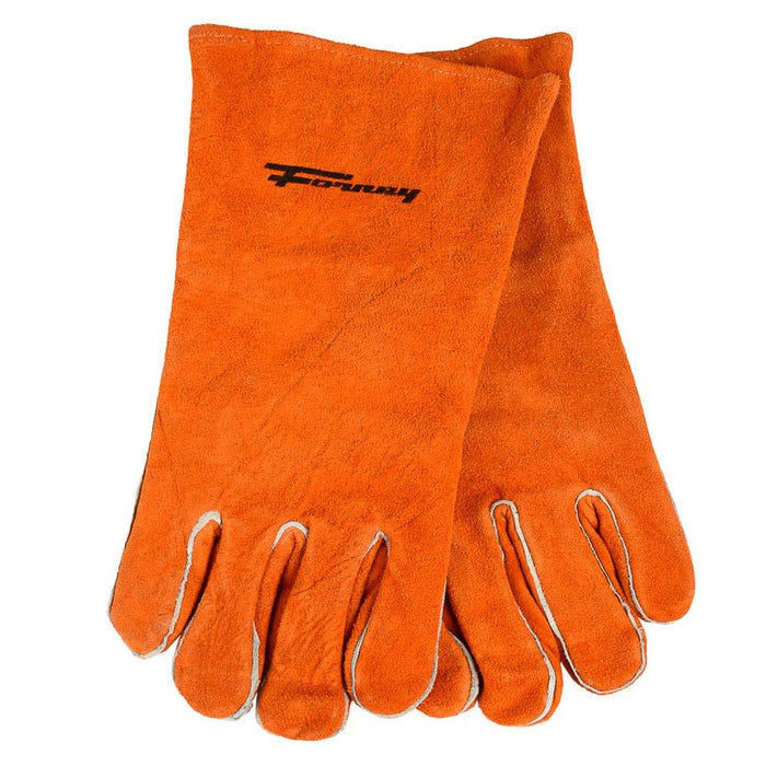 Forney Russet Leather Welding Gloves (Men's M)