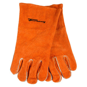 Forney Russet Leather Welding Gloves (Men's XL)